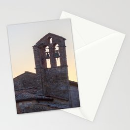 Bell Tower Tuscany Stationery Cards