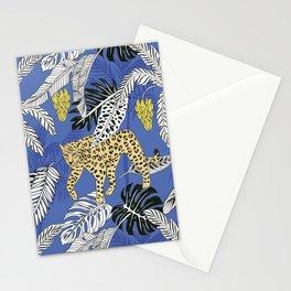 jungle marker pattern Stationery Cards