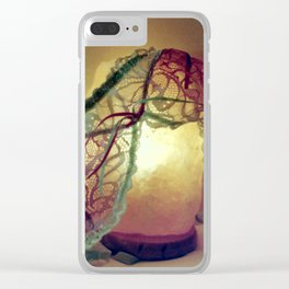 after-glow Clear iPhone Case