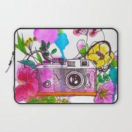 Cam Ilustración Laptop Sleeve