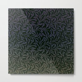 Moonlight Grove Metal Print