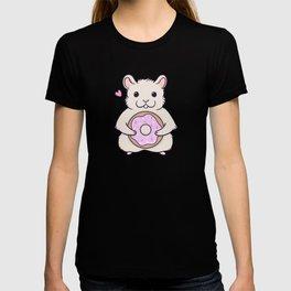 Donut Hamster T-shirt