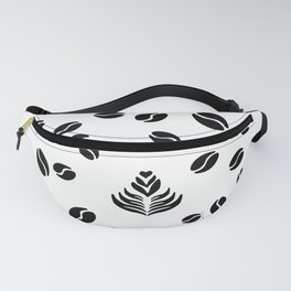 Coffee Girl Fanny Pack