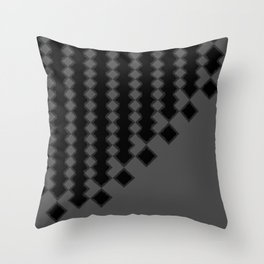 Low level distortion Throw Pillow