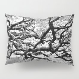 Grasp of the Ancient Oak Pillow Sham