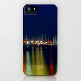 Lights. iPhone Case
