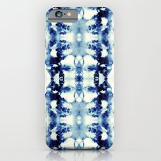 Tie Dye Blues Slim Case iPhone 6