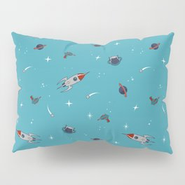Spaceman. Pillow Sham