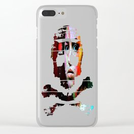 Grabando Un Vagabundo Clear iPhone Case