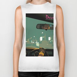 Drive movie poster Biker Tank