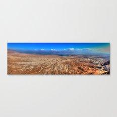 The Dead Sea Series #2  Canvas Print
