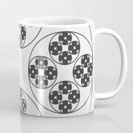 Circle Splendor 4 Coffee Mug
