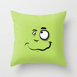 That Friday Feeling Throw Pillow