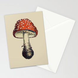 Fly Amanita Stationery Cards