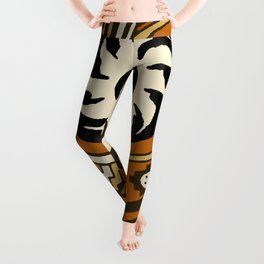 Southwest Rainbw Shaman Leggings