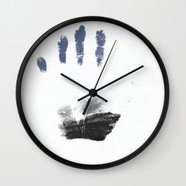 Ace Hand Wall Clock