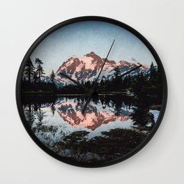 End of Days - Nature Photography Wall Clock
