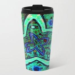 STARFISH GALAXY Metal Travel Mug