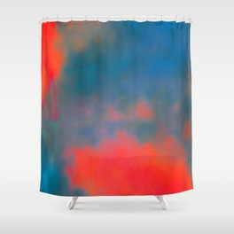 Nasturtium Shower Curtain