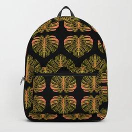 Sheet texture Night Backpack