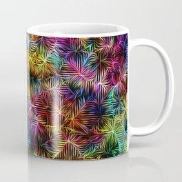 Rainbow Weaving Coffee Mug