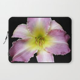 Purple Lily Laptop Sleeve