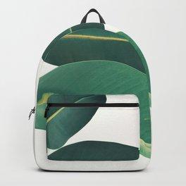 Rubber Fig Leaves II Backpack