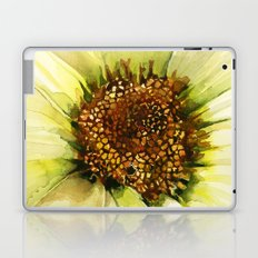 Daisy Disc Florets Laptop & iPad Skin