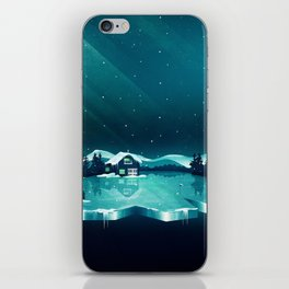 Frozen Magic iPhone Skin