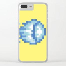Hadouken Clear iPhone Case