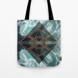 So Dramatic Tote Bag