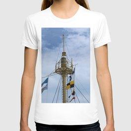 Light Vessel Mast T-shirt