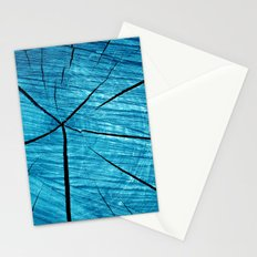 wood abstract II Stationery Cards