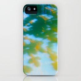 anini reflection iPhone Case