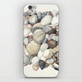 Sea shore of Crete iPhone Skin