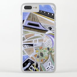 Life Force: Nurture Nature Clear iPhone Case