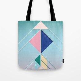 Tangram Arrow For Tote Bag
