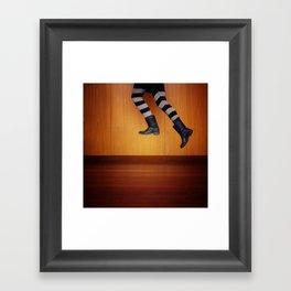 Willful Framed Art Print