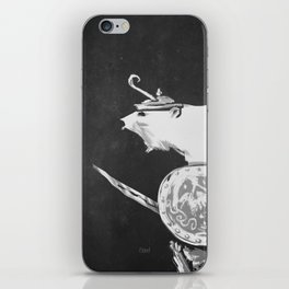 The Ursus Maritimus Vikingus iPhone Skin