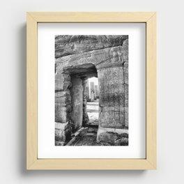 Temple of Kom Ombo, Egypt Recessed Framed Print
