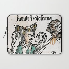 Judith and Holofernes Laptop Sleeve