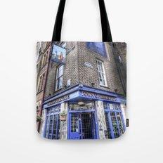Town of Ramsgate Pub London Tote Bag