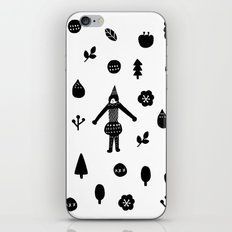 Little Forest  iPhone & iPod Skin