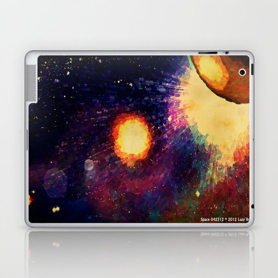 SPACE 04-25-12 Laptop & iPad Skin