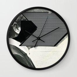 Bastardize   Perry Wall Clock