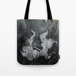 Malevolent Waters Tote Bag