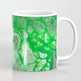 Green Lava Coffee Mug