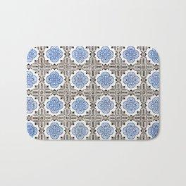 Portuguese Tiles 5 Bath Mat