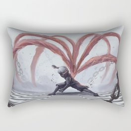 Kaneki Ken v.2 Rectangular Pillow
