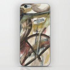solid geometry iPhone & iPod Skin